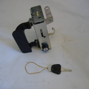 Ford Cargo Door Handle Lock and 1 Key Off Side