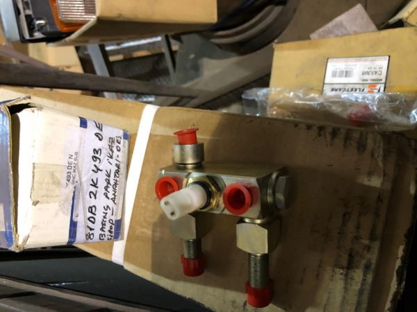 Ford Cargo Brake Differrential Valve Fits all Models