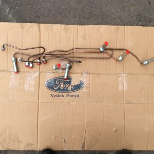 Ford Cargo injecter pipes for dover 6cyn engines-complete 1,2,3,4,5,6 Bosch pump only