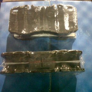 Ford Cargo Brake Pads To Fit All Disc Brake models 0609/0709/0809/ 0811/0813/0815