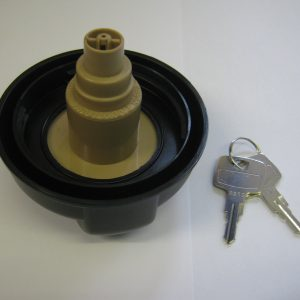Iveco Locking Fuel Cap female thread -( COMPLETE WITH 2 KEYS) (TECTOR)