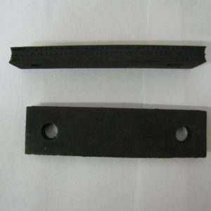 Cargo Exhaust Silencer Flexi Strap from chassis bracket to exhaust silencer (1)